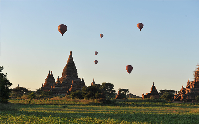 Best of Myanmar - 10 Days