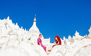 Myanmar Family Vacation - 11 Days
