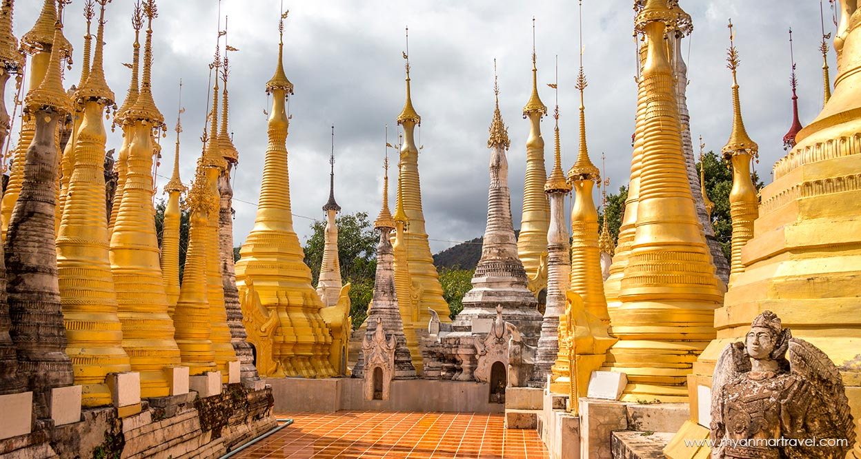 Myanmar-Inle-Lake-Indein-Pagoda-Complex-1