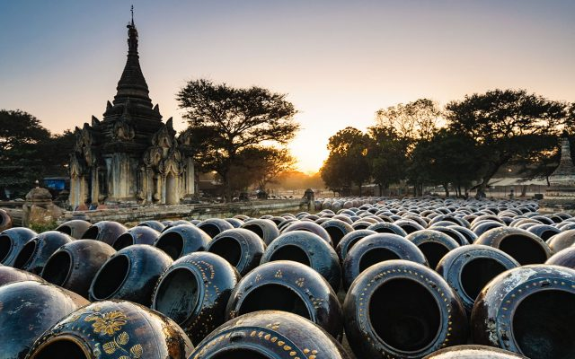 Glimpse Of Myanmar & Thailand - 12 Days
