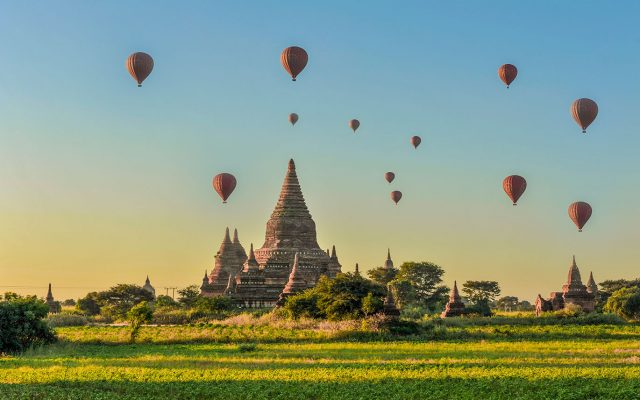From Bagan Temples To Halong Bay - 10 Days