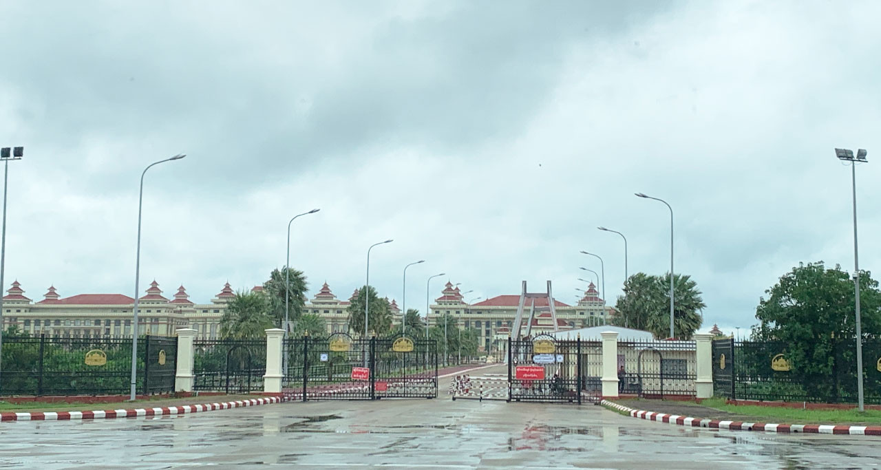Defense Services Museum Naypyidaw