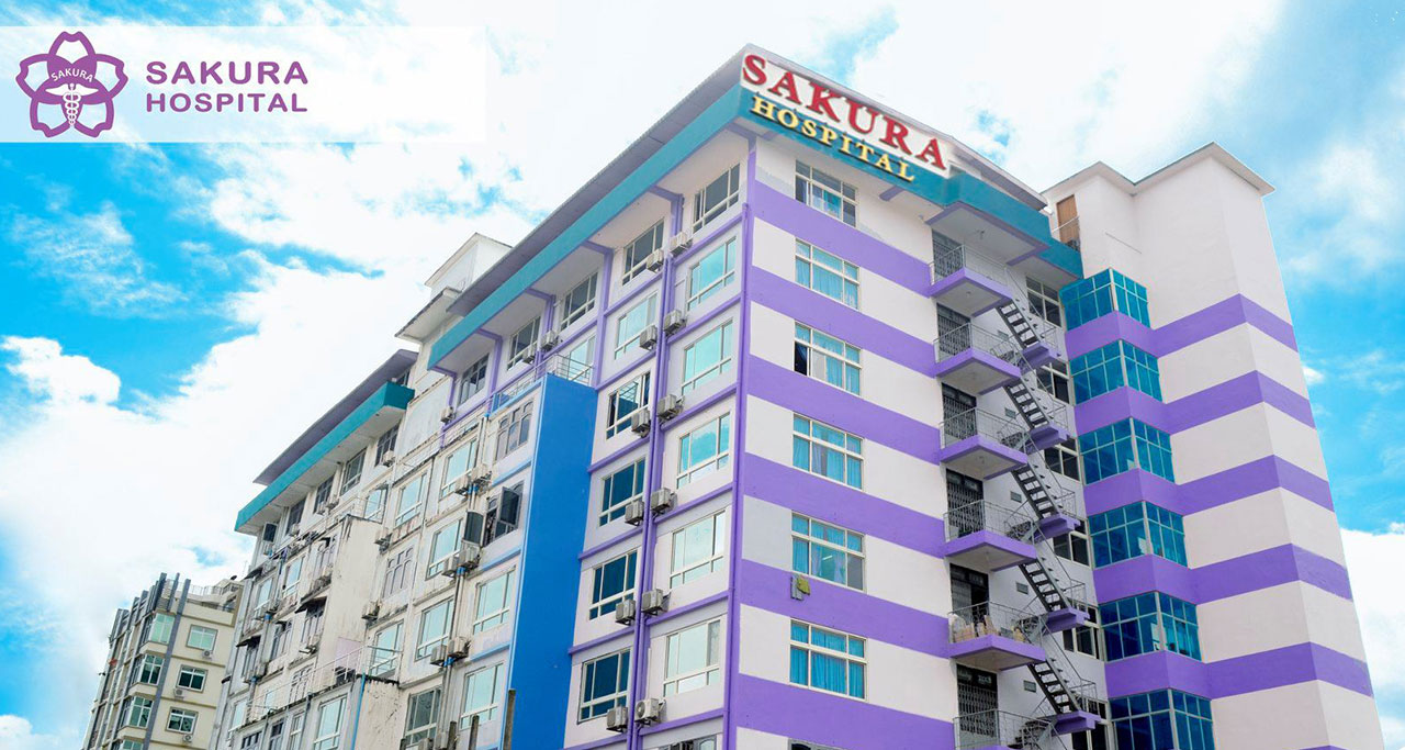 Sakura Medical Centre in yangon