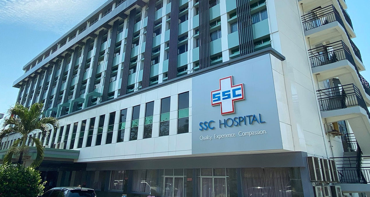 SSC - Shwe Gon Daing Hospital in yangon