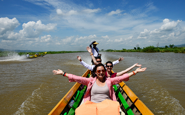 How to get from Yangon to Inle Lake