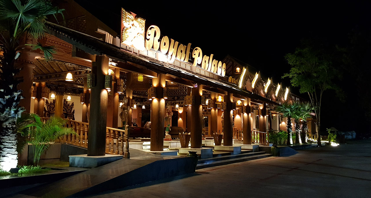 Royal Palace Hotel bagan