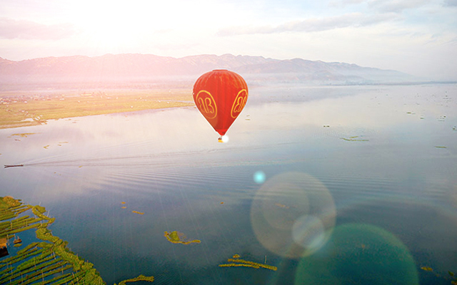 How to get from Bagan to Inle Lake