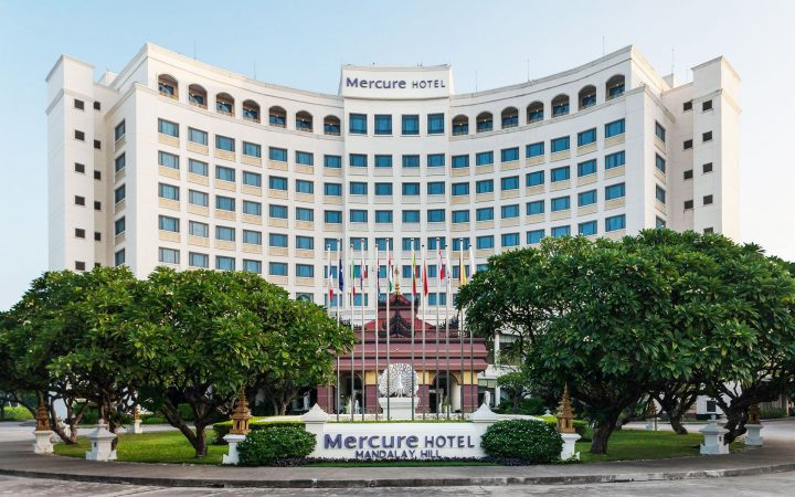 Mercure Mandalay Hill Resort mandalay