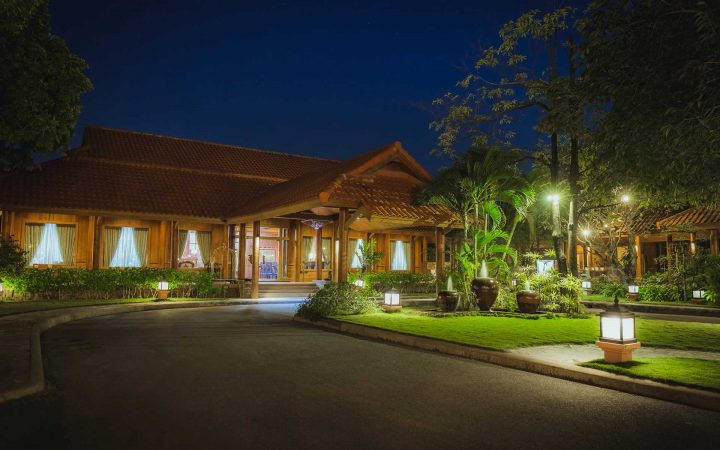 Rupar Mandalar Resort in mandalay
