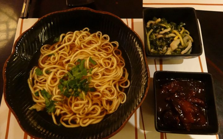Shan Xi Hand Made Noodles