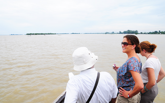 Irrawaddy River - Famous Waterways of Myanmar