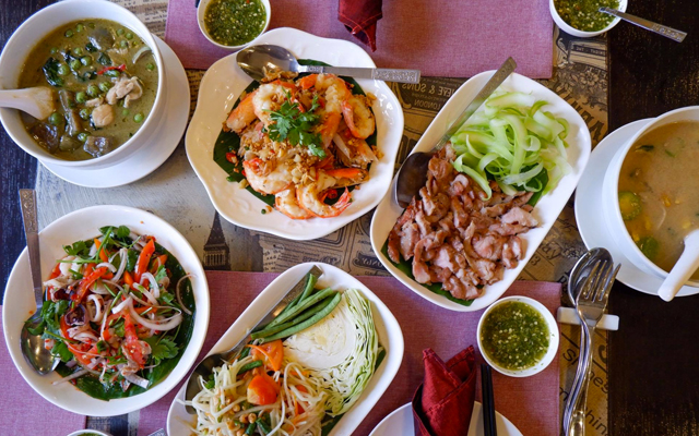Best food in Mandalay