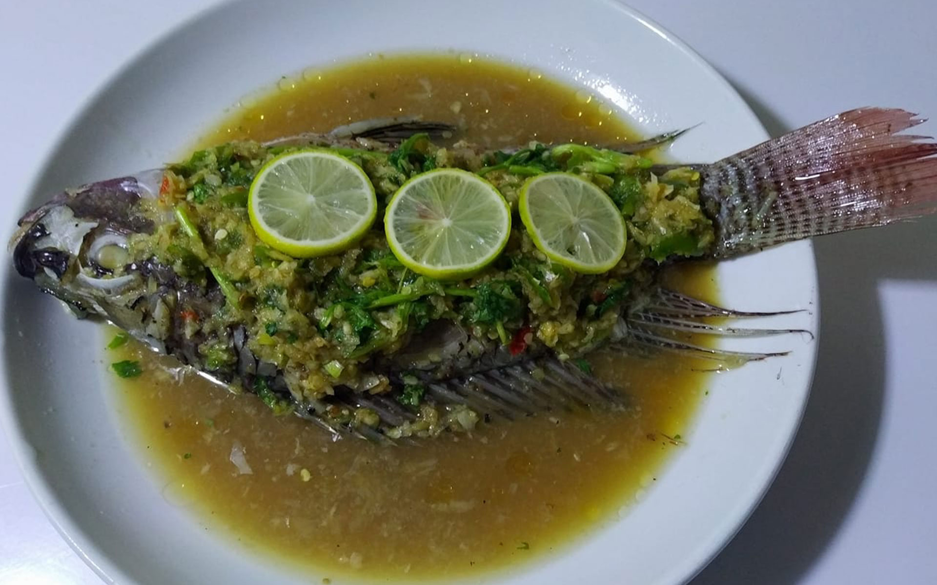 Lemon Fish