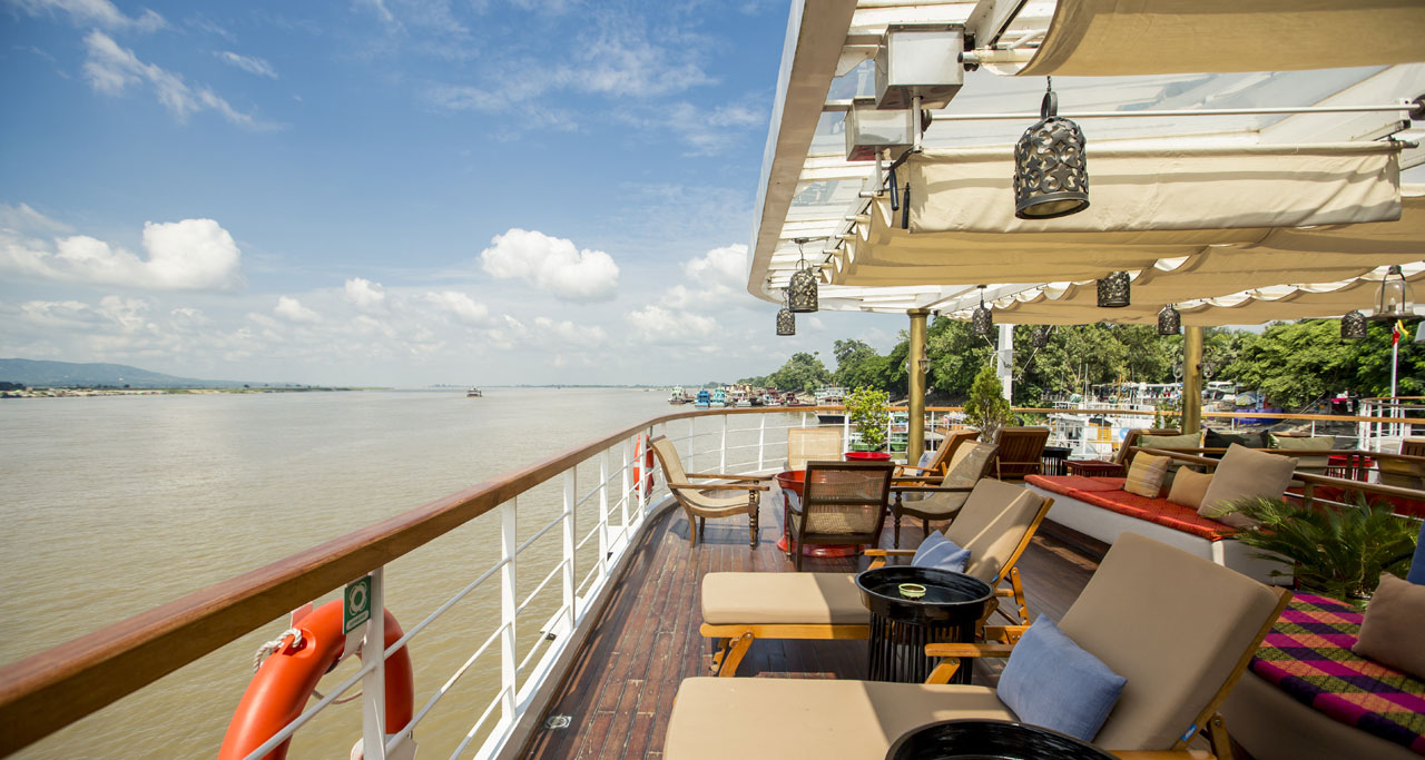 visit Monywa by cruise