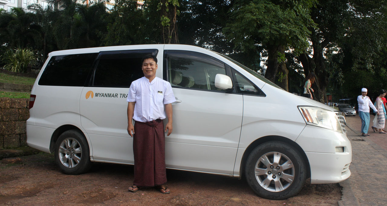 private car myanmartravel
