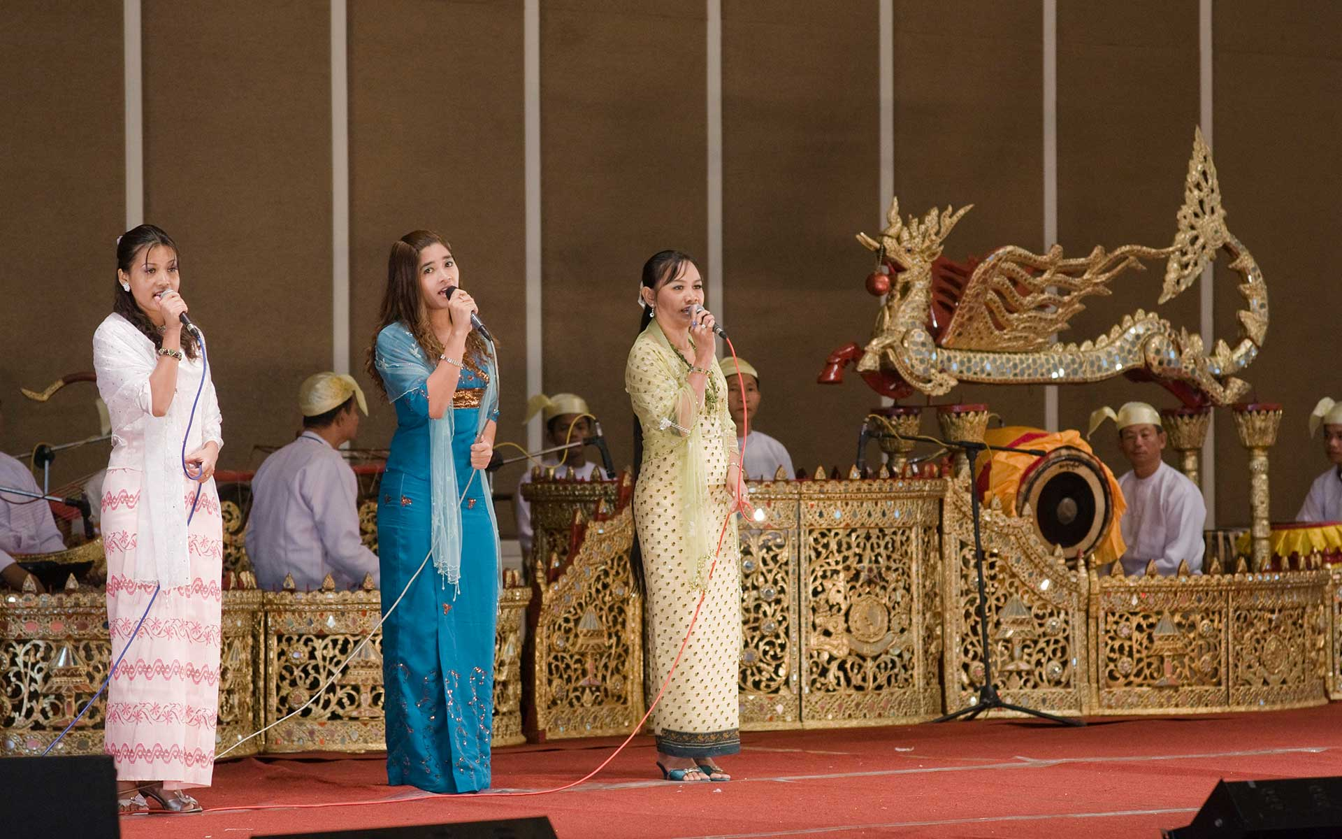 Classical Music of Myanmar