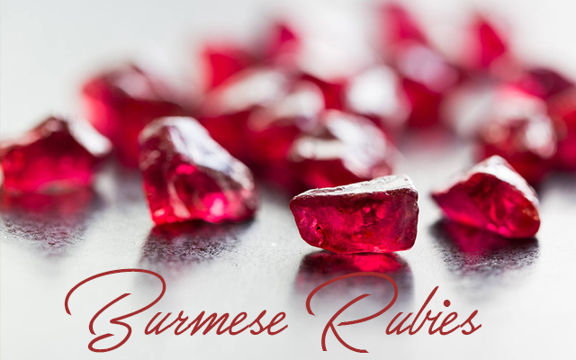 Things to know about Burmese Ruby